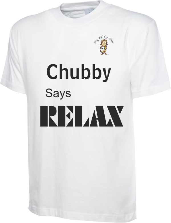 Roy Chubby Brown Relax T Shirt